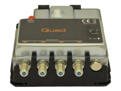 GLOBAL FibreIRS® MKII Quad Optical GTU