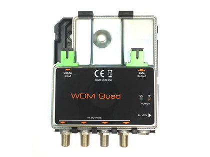 GLOBAL FibreIRS® MKII Quad Optical WDM