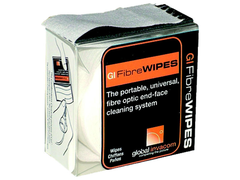 GLOBAL Cleaning Cube Dry Fibre Wipes