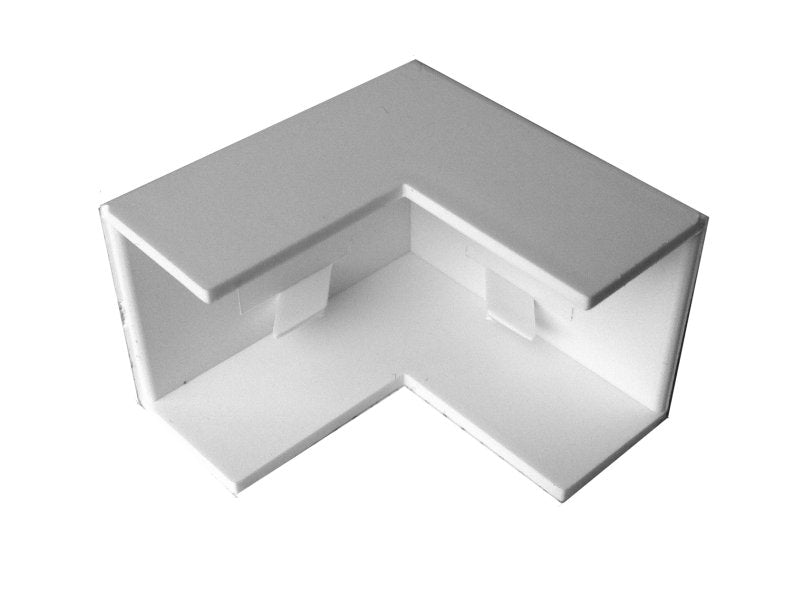 MINI TRUNKING 25x16mm External Angle White