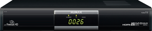 Freesat Humax Foxsat Hd
