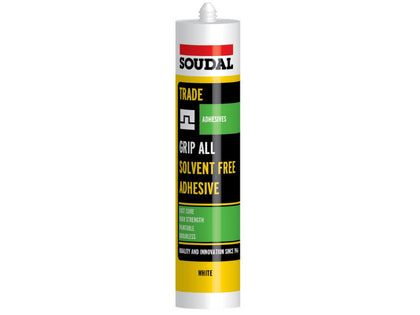 300ml Tube Instant Grip All - Adhesive
