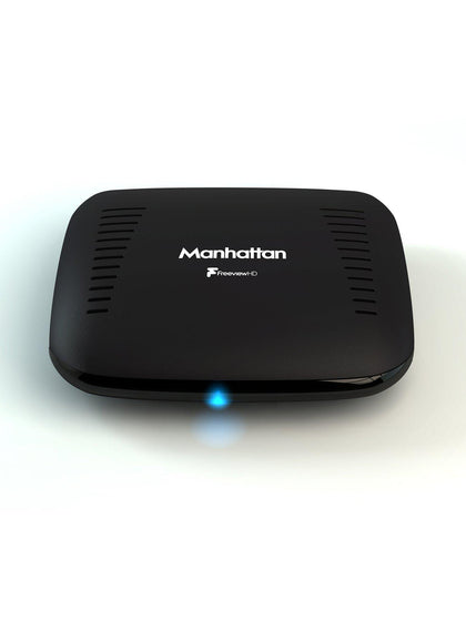 Manhattan T1 Freeview HD Zapper Box
