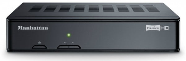 MANHATTAN HD-T2 Freeview HD Box
