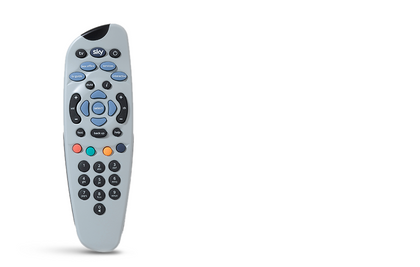 Sky Digibox Remote Control