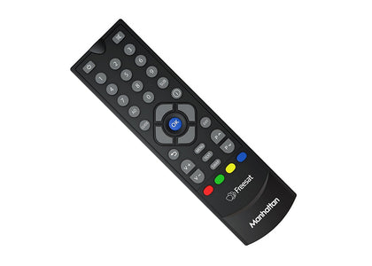 Manhattan SX Freesat Replacement Remote Control