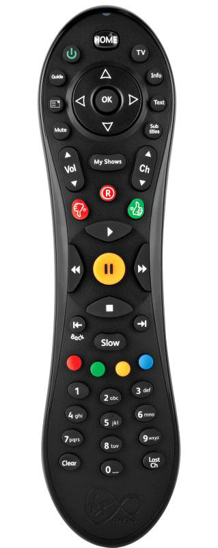 Genuine Virgin Media Tivo Remote Control