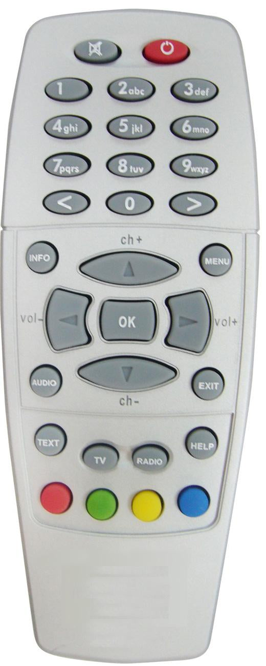 Replacement Remote For Dreambox