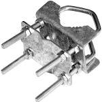 Shelley 8 Nut Clamp C/W 13mm Nuts