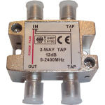 Internal 2/12 'F' Type Tap (5-2400mhz)