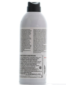 The back of a can of simply spray saddle brown fabric paint spray dye
