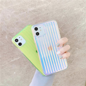 Fluorescent Soap Bubble Case
