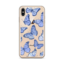 Load image into Gallery viewer, Blue Butterfly Case