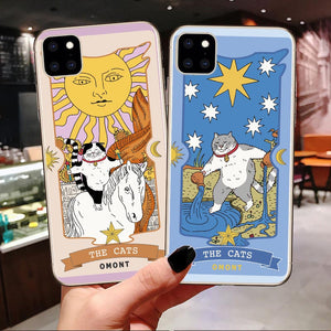 Tarot Cats Case