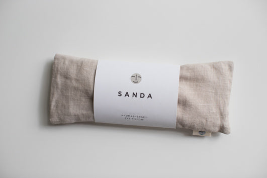 Lavender & Rose Aromatherapy Eye Pillow