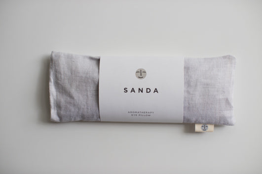 Pine & Sage Aromatherapy Eye Pillow