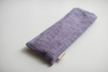 Load image into Gallery viewer, Lavender & Chamomile Aromatherapy Eye Pillow