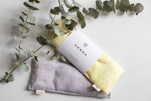 Eucalyptus & Peppermint Aromatherapy Eye Pillow