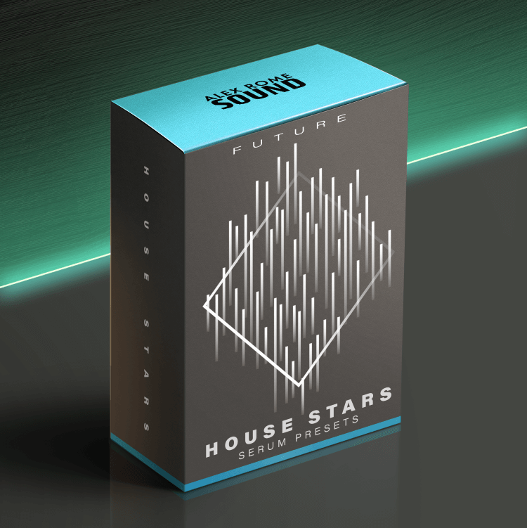 Future House Stars for XFER Serum