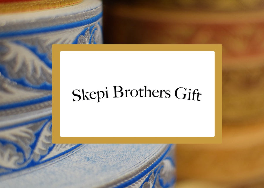 Skepi Brothers Gift Card
