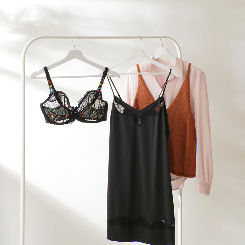 How-to Organize your Lingerie