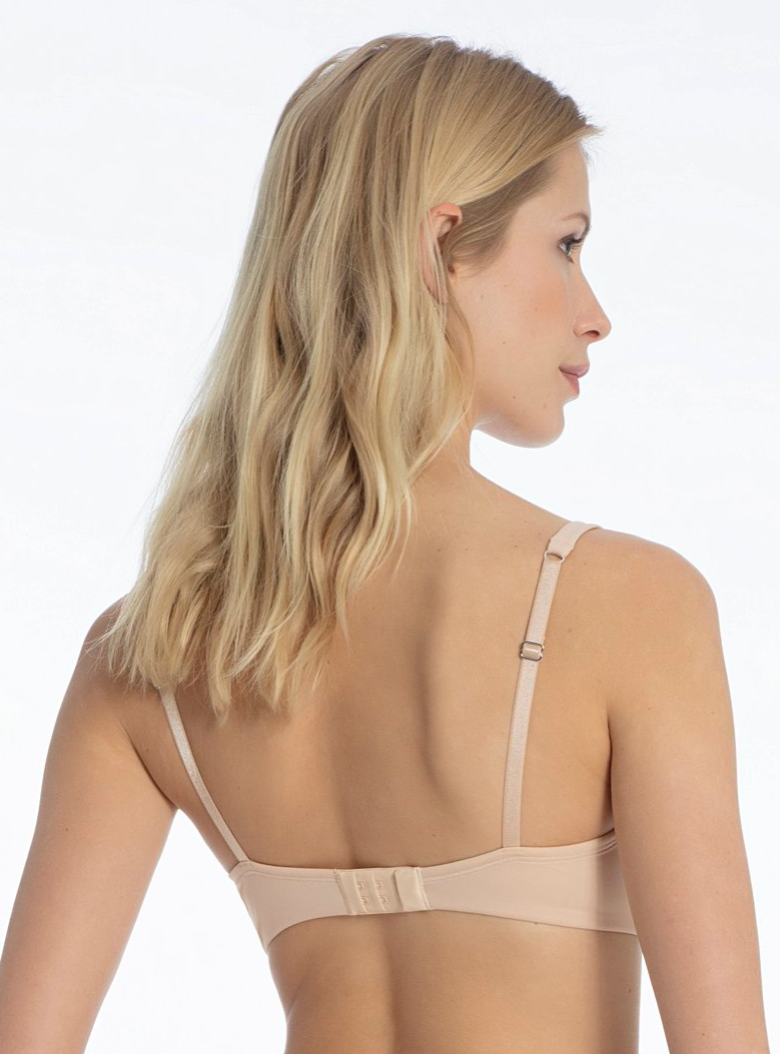 Calida Sensitive Nude Wireless Bra 04025
