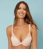 Simone Perele Triangle Push up Plunge w/ Racerback 12K347