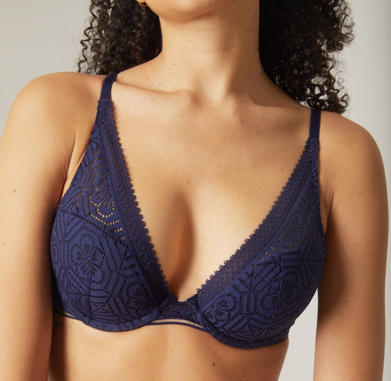 Simone Perele Asta Convertible Push up bra 13S347