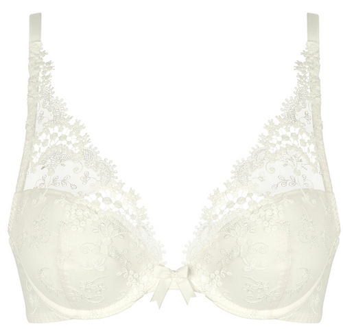 Simone Perele Wish Push-Up Bra Ivory 12B347 A - F CUP