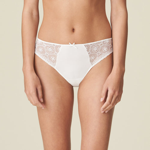 Marie Jo Delphine Brief White 0502400
