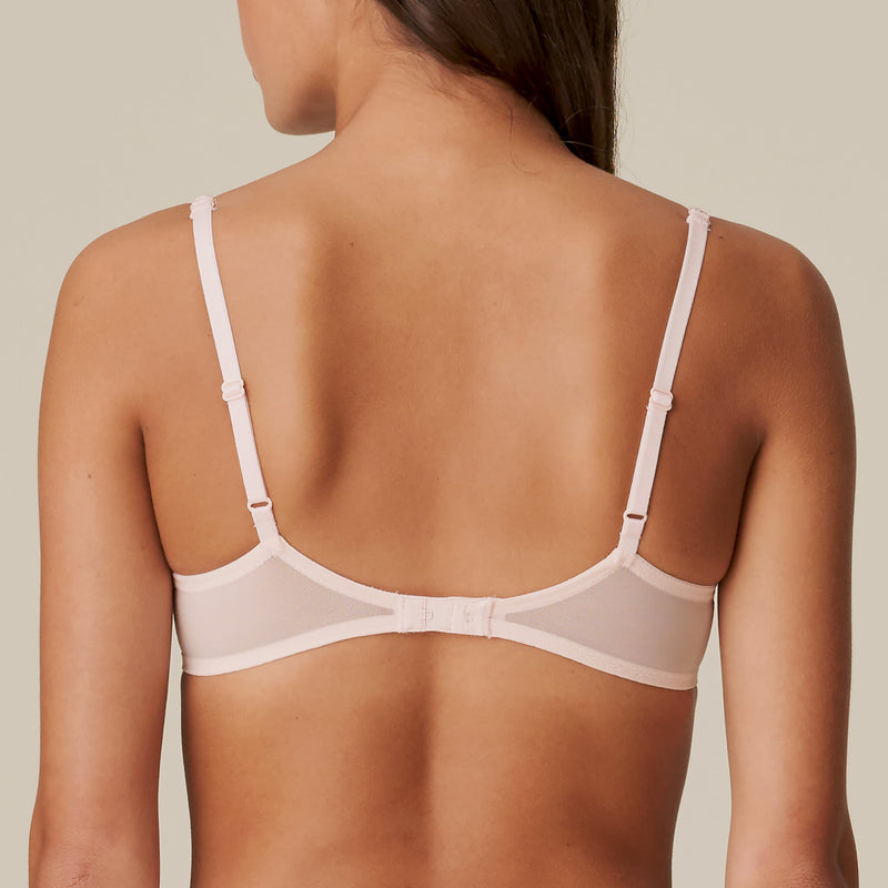 Marie Jo Dolores T- Shirt Bra Glossy Pink 0101956