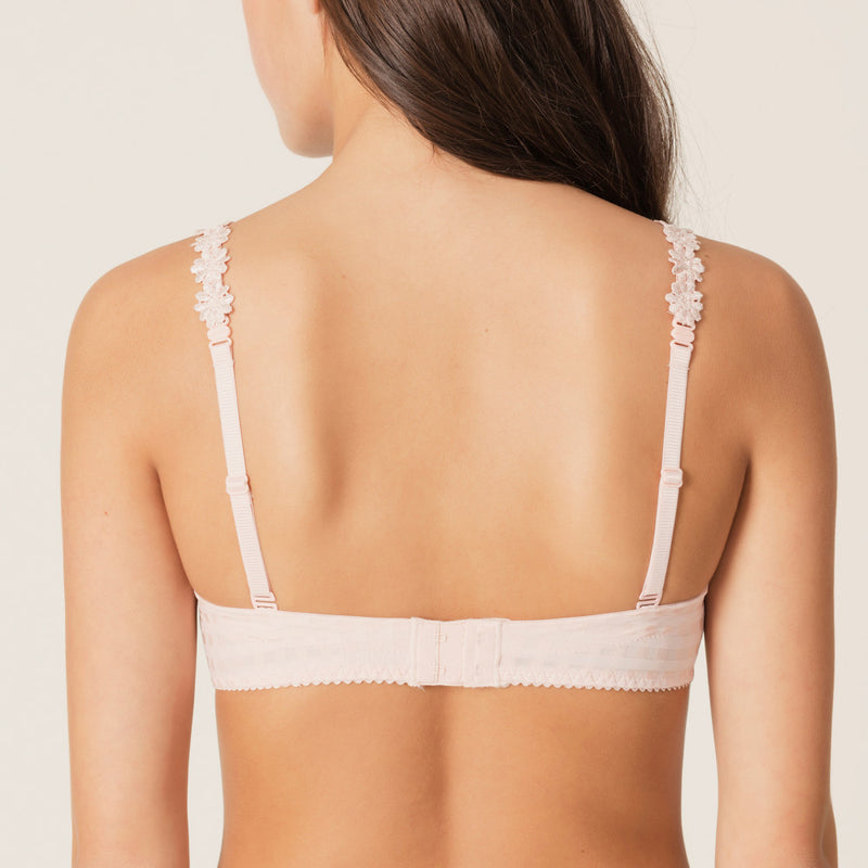 Marie Jo Avero Strapless Bra Pearly Pink 0200413