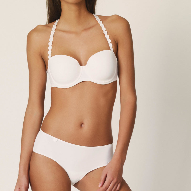 Marie Jo L'Aventure Tom Strapless Bra Natural 0120828