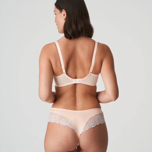 PrimaDonna Alalia Luxury Thong Silk 0663241 XS - 3XL