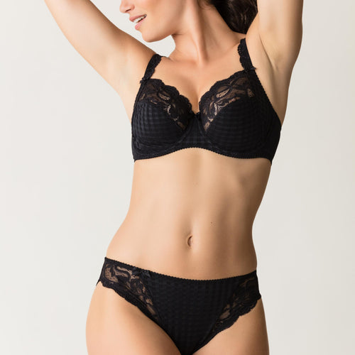 PrimaDonna Madison Full Cup Bra Black 0162120/21