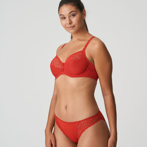 PrimaDonna Twist I Do Italian Briefs Scarlet 0541603  S - 3XL