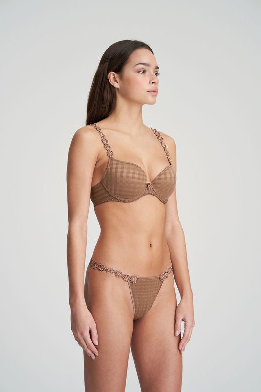 Marie Jo Avero Bronze String Brief 0500412