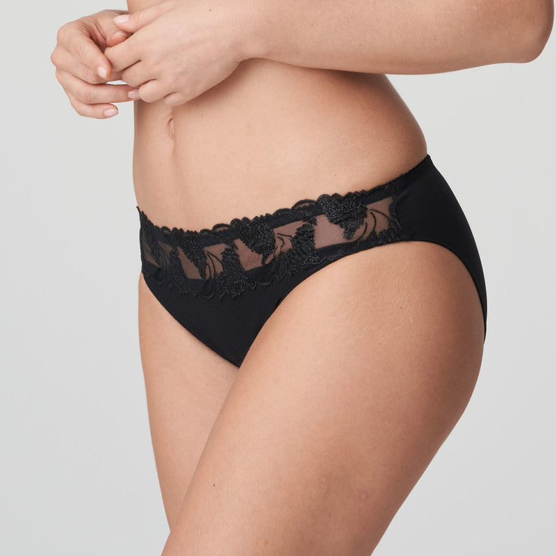 PrimaDonna Forever Black Brief 0563000