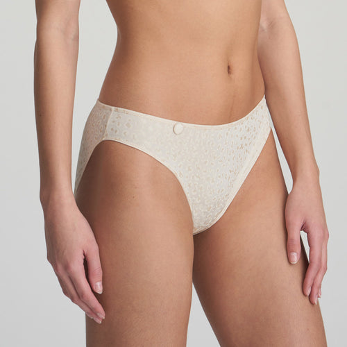 Marie Jo L'Aventure Tom Brief Pearled Ivory 0520820