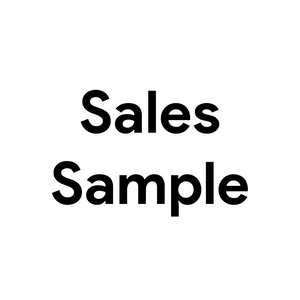 Sales Sample