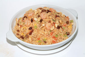 H16. Thai Style Fried Rice