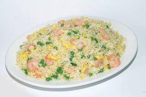 H18. Shrimp & Egg Fried Rice