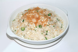 H03. Dried Scallop with Egg White Fried Rice