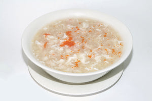 J01. Crab Meat with Fish Maw Thick Soup