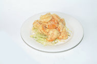 P31. Deep Fried Tiger Shrimp with Mayonnaise (10 pcs)
