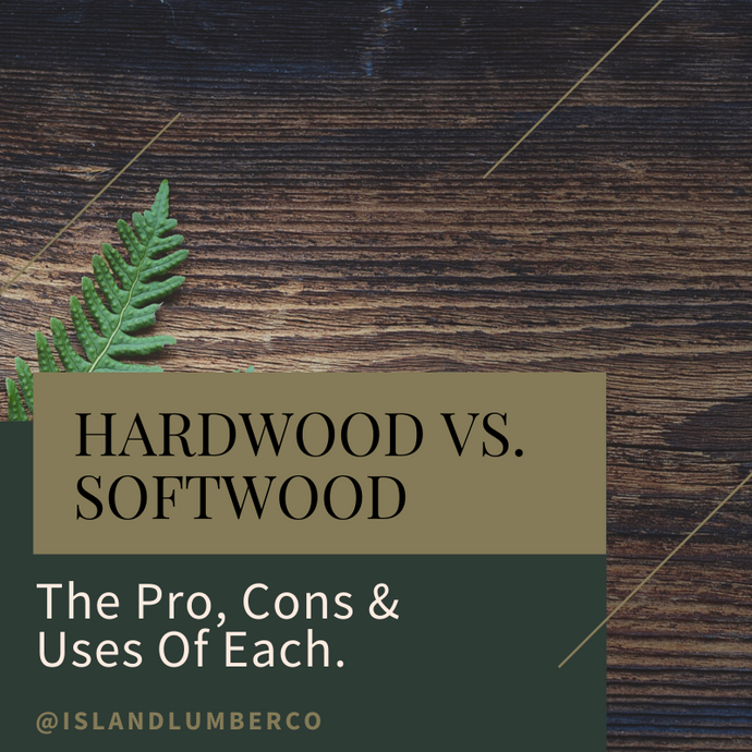 Hardwood Vs. Softwood Lumber: The Pros, Cons and Uses