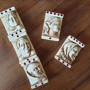 Dutch Renaisssance Domino Board