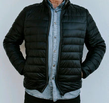 Load image into Gallery viewer, Reversible Puffer Jacket