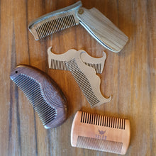 Load image into Gallery viewer, Hair / Beard Combs from $12