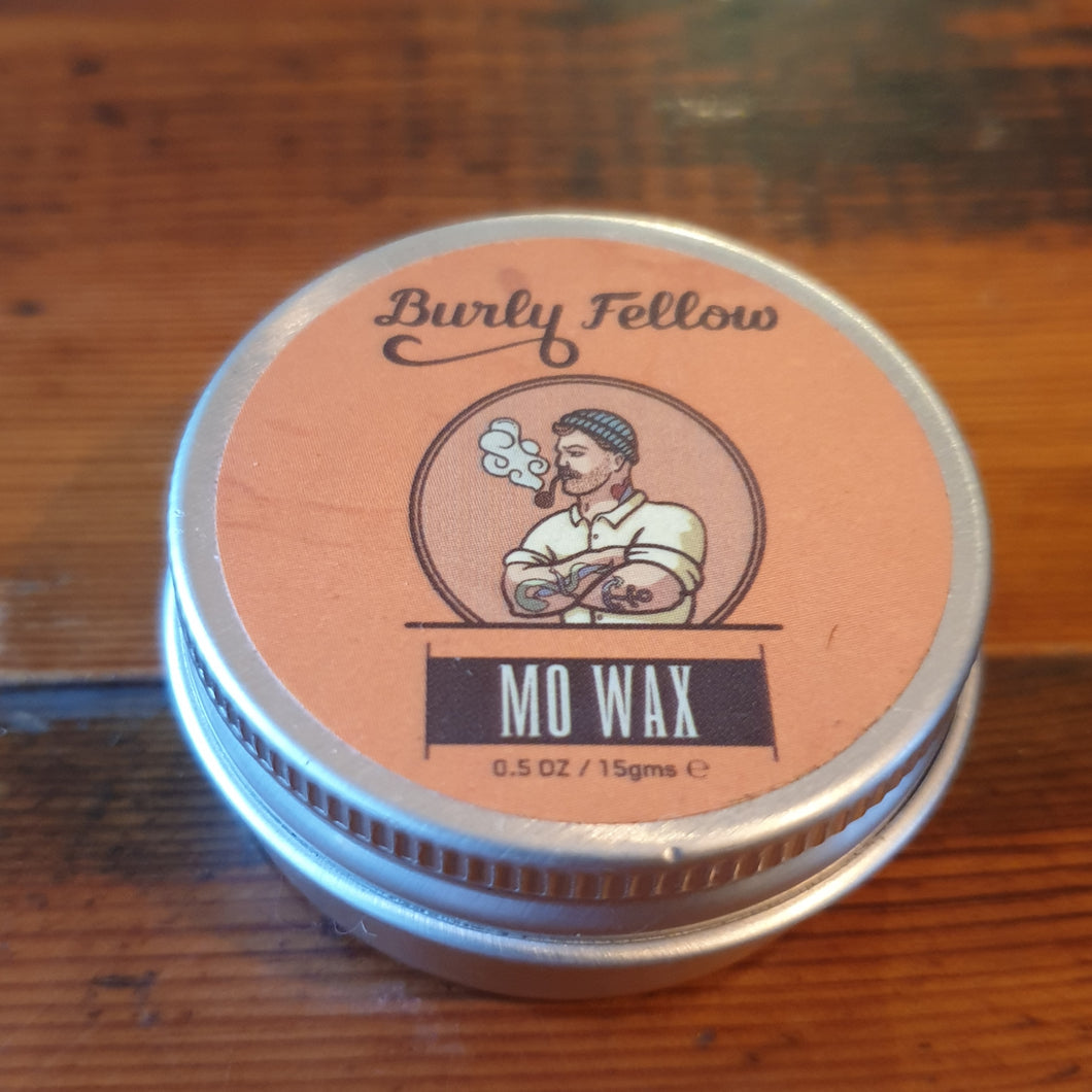 Burly Fellow Mo Wax / Kisser